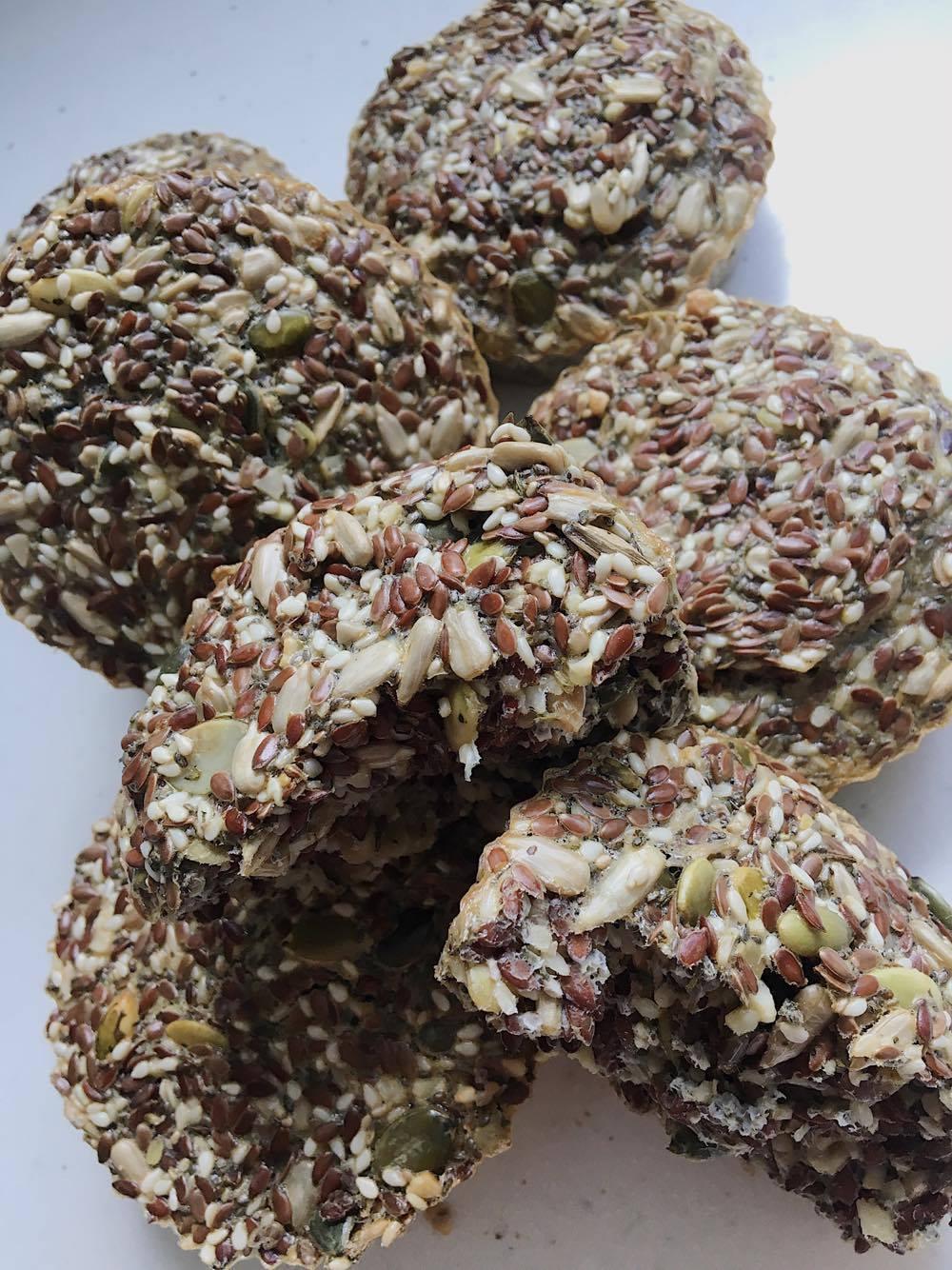 Stenaldermuffins - Opskrift på sunde stenalder muffins
