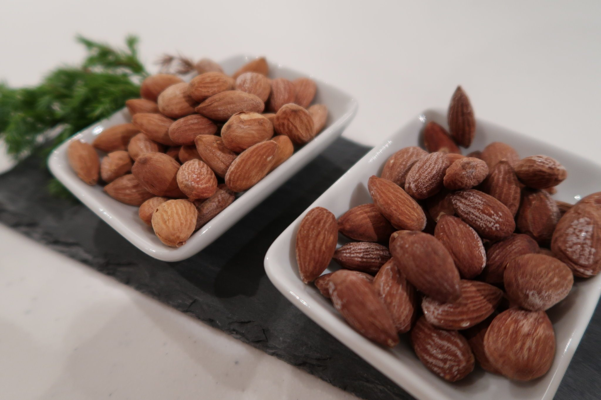 Saltede mandler - den perfekte jule snack
