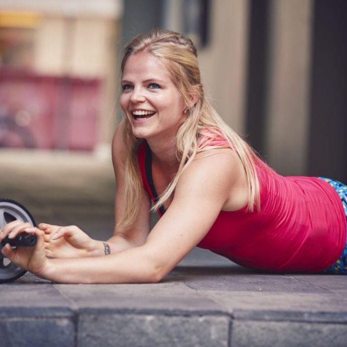 Anja Thy, profil billede